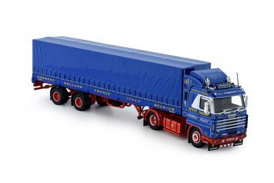 Tekno –  76821 – Steve Swain , Scania