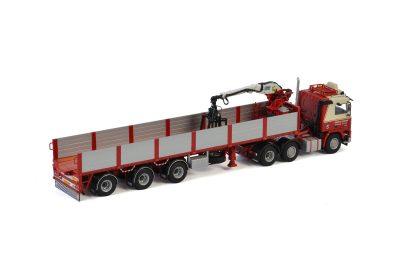 WSI – 01-3170 – Van Sambeek Transport , VOLVO F12 6X2
