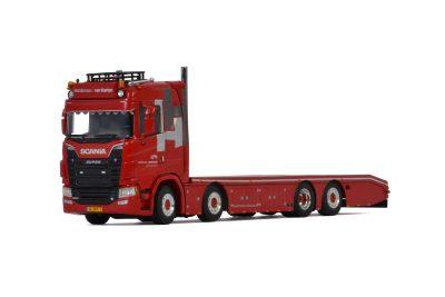 WSI – 01-3217 – Hardeman van Harten , SCANIA S NORMAL | CS20N 8X2 TAG AXLE RIGED