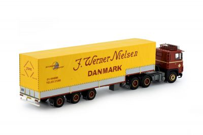 Tekno – 77039 – J. Werner Nielsen , Scania