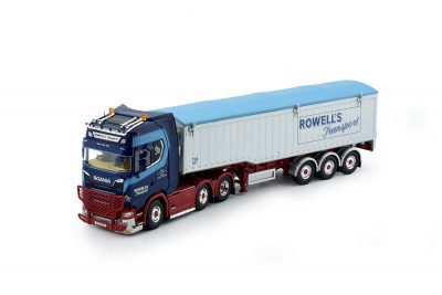Tekno – 76819 – Rowell's Transport  , Scania