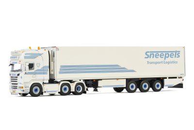 WSI – 01-3352 – Sneepels Transport , SCANIA STREAMLINE TOPLINE 6X2