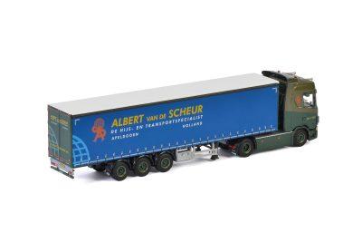 WSI – 01-3495 – Albert van de Scheur , SCANIA S HIGHLINE | CS20H