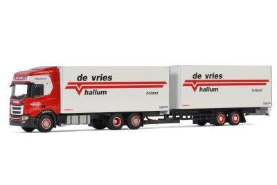 WSI – 01-3431 – De Vries Hallum , SCANIA R HIGHLINE | CR20H